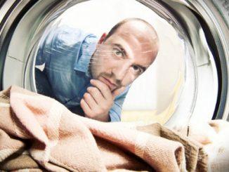 máy giặt không đổ đầy nước
