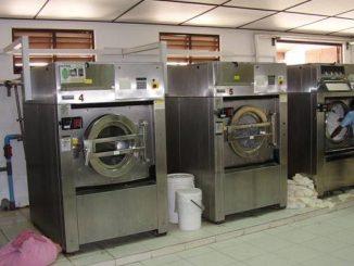 Chọn mua máy giặt sấy công nghiệp