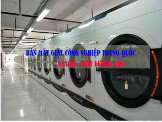 Bán máy giặt công nghiệp Trung Quốc giá rẻ chất lượng cao