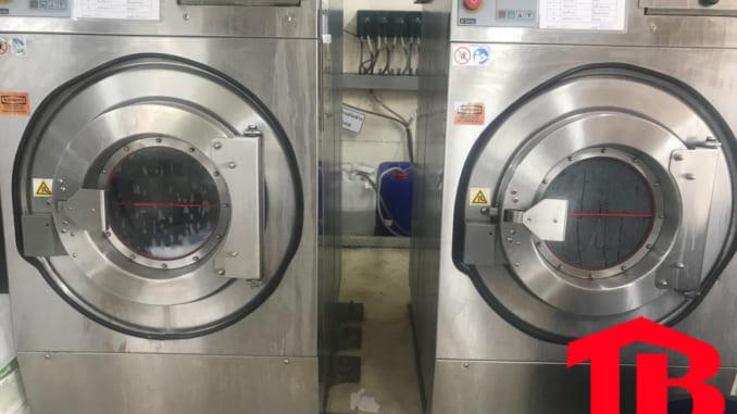 Image máy giặt cho bệnh viện tốt