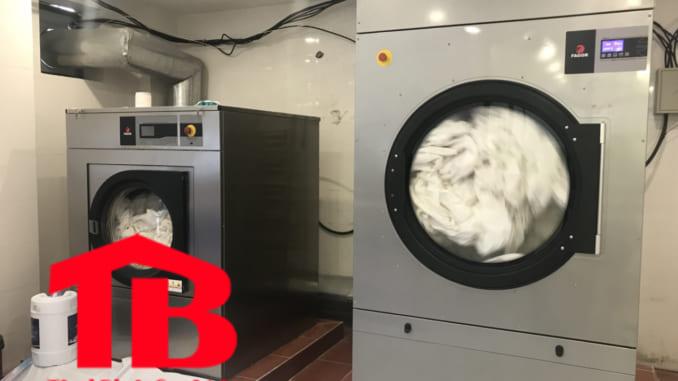 Fagor máy giặt cho bệnh viện lực vắt tốt