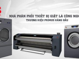 thiết bị giặt là công nghiệp thương hiệu Primus