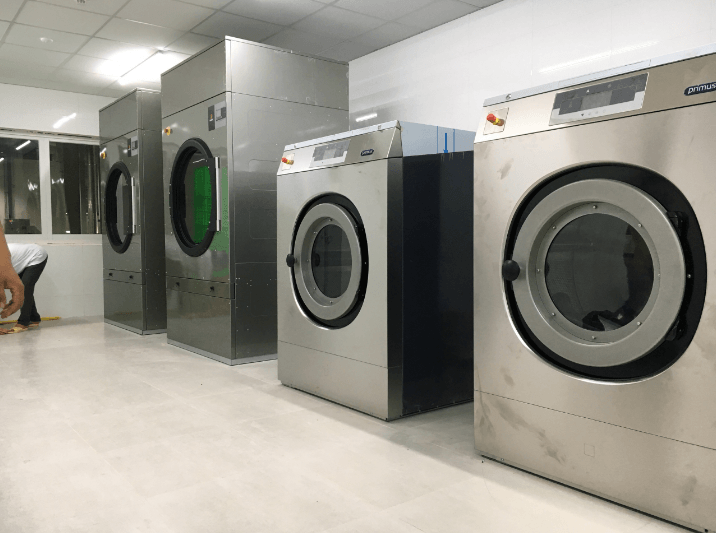 Kinh doanh giặt là
