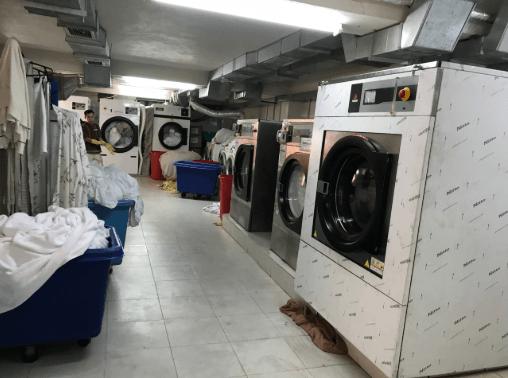 máy giặt công nghiệp Hà Nội