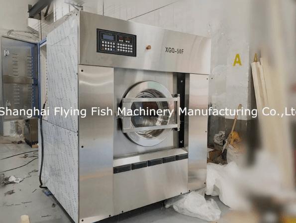 Máy giặt công nghiệp cửa trước 2