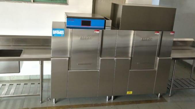 thanh lý máy rửa bát công nghiệp