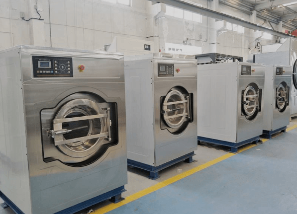máy giặt công nghiệp Thượng Hải
