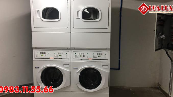 máy giặt công nghiệp có sấy